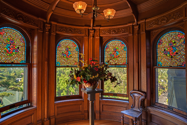 Craigdarroch-Castle-Stained-Glass-Room