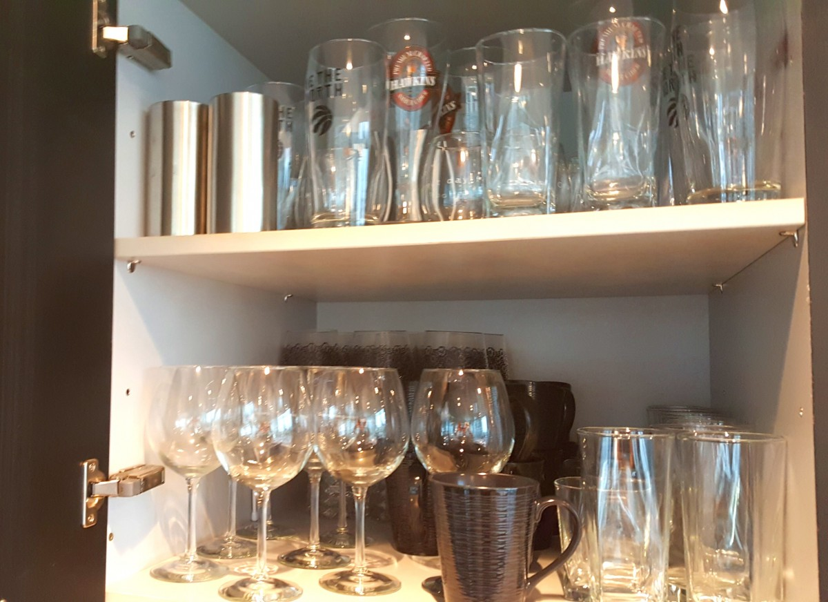 KITCHEN-glasses
